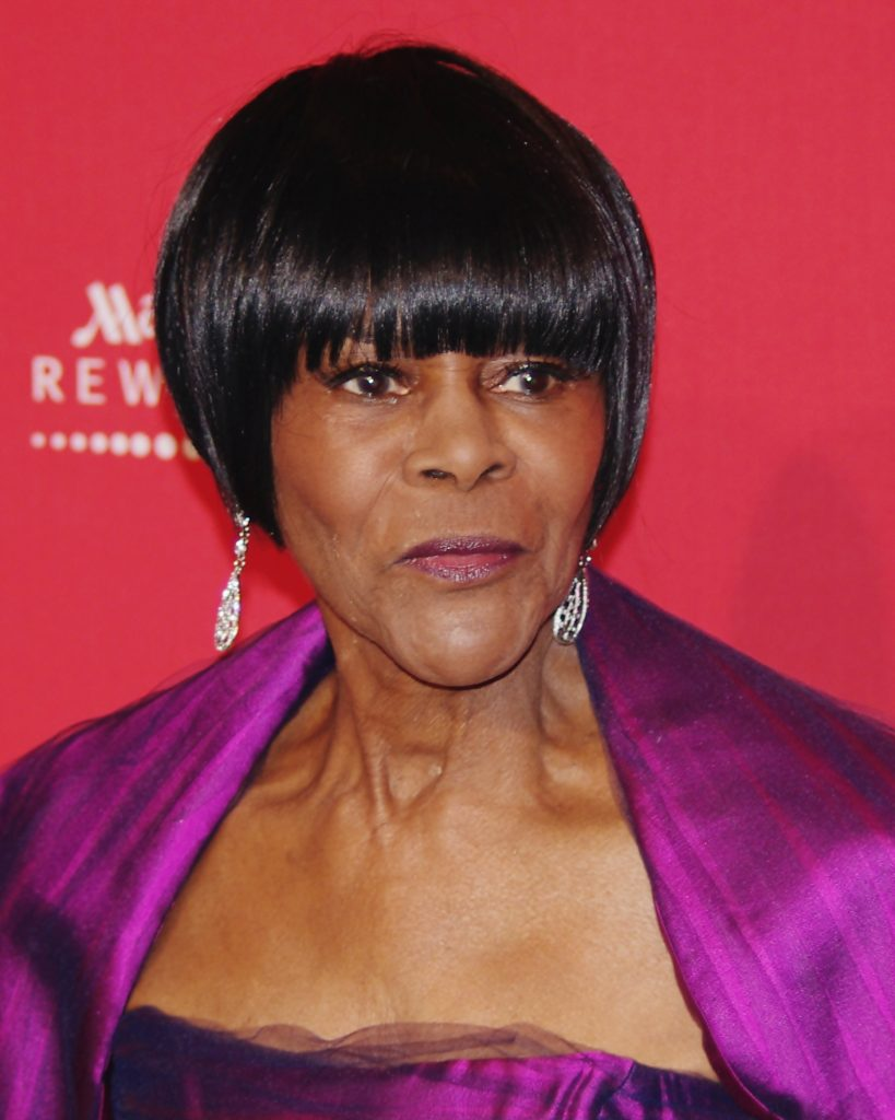 Photo of Cicely Tyson