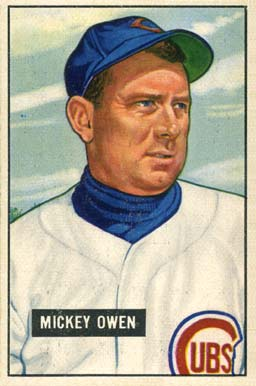 Photo of Mickey Owen
