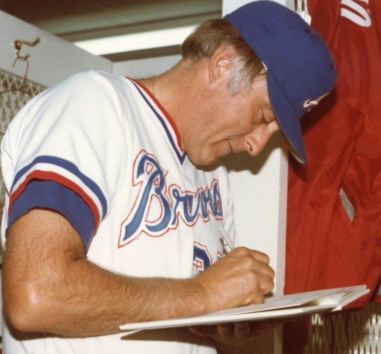 Photo of Phil Niekro
