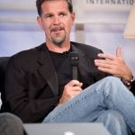 Photo of Reed Hastings