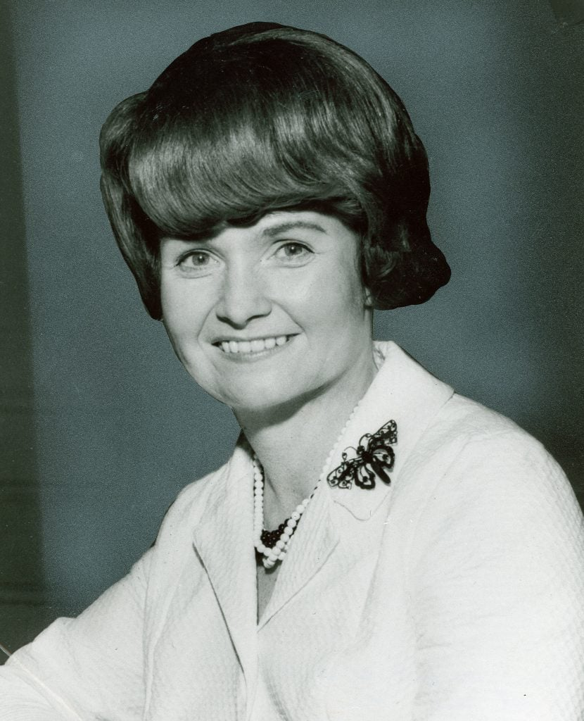 Photo of Margaret Heckler