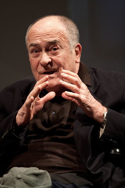 Photo of Bernardo Bertolucci