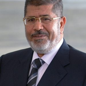 Photo of Mohamed Morsi