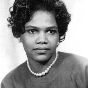 Photo of Edith Irby Jones