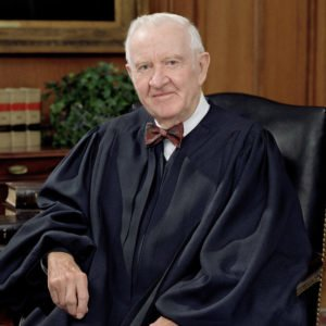 Photo of John Paul Stevens