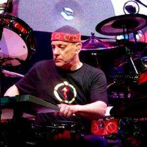 Photo of Neil Peart