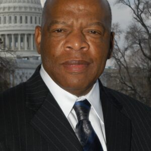 Photo of John Lewis (civil rights leader)
